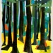 in-the-woods-acrylic-on-paper-collage-compressed-for-web thumbnail